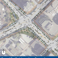 Vancouver and the Protected Intersection