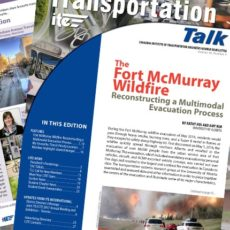 Transportation Talk – Fall 2016 Edition