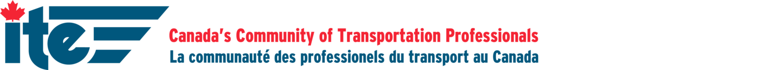 Canadian Institute of Transportation Engineers / Institut canadien des ingénieurs en transports (a Canadian Non-profit Corporation)