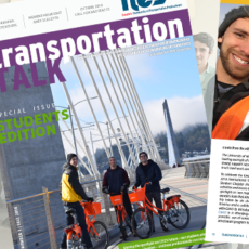 Transportation Talk – Fall 2018