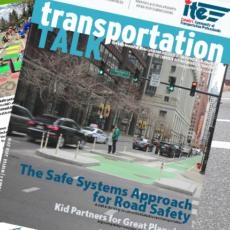 Transportation Talk – Winter 2018/2019