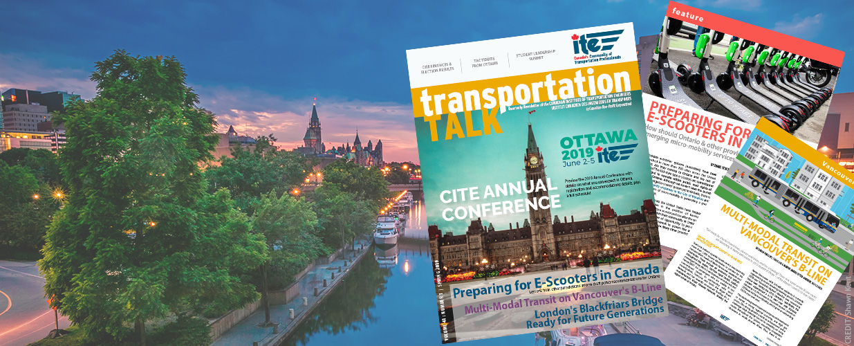 In the Spring edition of Transportation Talk...