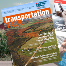 Transportation Talk – Fall 2019